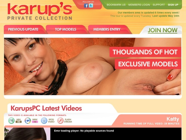Free Video Karups Private Collection