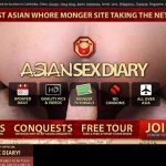 Asiansexdiary サイン アップ