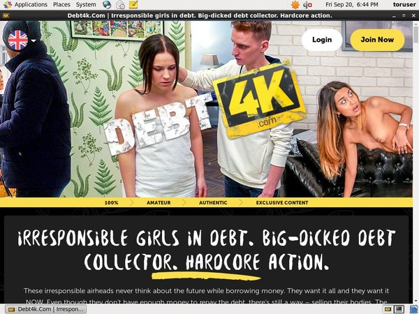 Free Debt4k Full