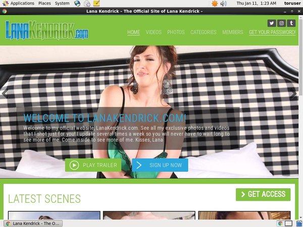 Lanakendrick.com Receive Discount