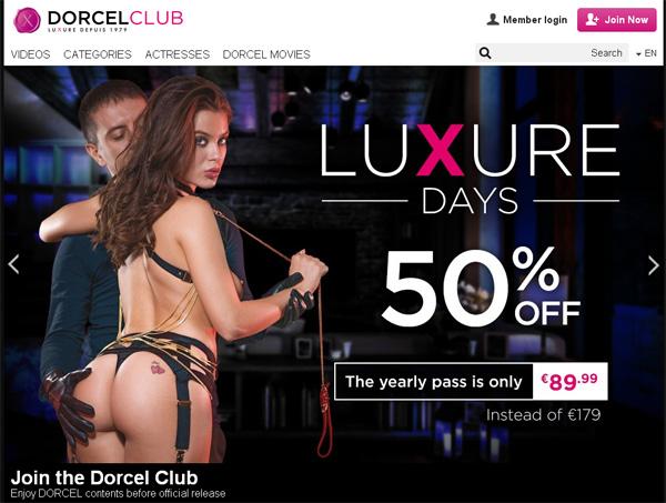 Offer Dorcelclub