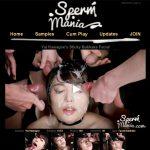 Sperm Mania .com