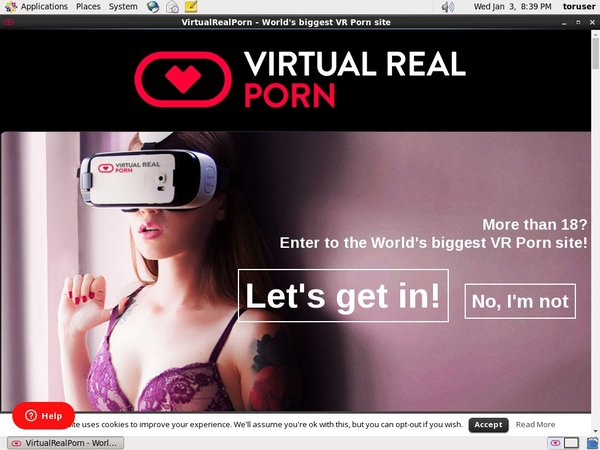 Virtual Real Porn Sign In