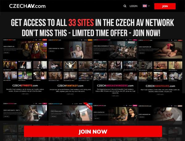 Czech AV Porn Hub